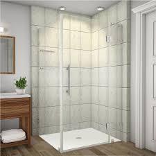 aston avalux frameless shower enclosure corner doors glass shelf stainless steel under cabinet target white desk wall shelves for cable box and dvd player