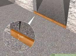 image titled level basement floor step 13