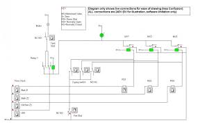 wiring central heating so fire stat can select zones diynot forums my issue is i want to be able to manually eventually automated 3 channels of a cbus relay select which zone the fire dumps to but there always has to