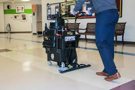 how to clean scuff marks from commercial floors