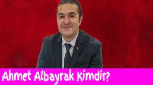 Ahmet Albayrak kimdir, kaç yaşında? TRT yeni Yönetim Kurulu Başkanı Ahmet  Albayrak hayatı, kariyeri - YouTube