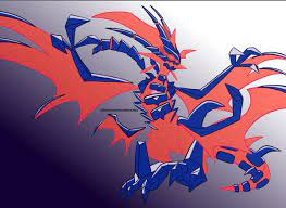 Ultra Necrozma + Eternatus   Pokéfusion / Pokémon Fusion