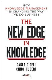 The New Edge in Knowledge, Carla O'Dell ... - bol.com