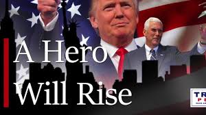 Image result for trump saves the world