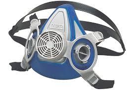 Msa Filter Cartridges Chart Msa 816943 Advantage 200 Ls Half Mask Respirator Assembly