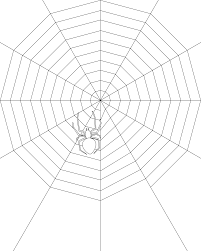 Small Picture superb spider web coloring pages with spider coloring pages