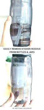 remove sticker from glass best way to remove stickers from glass removing adhesive from glass remove