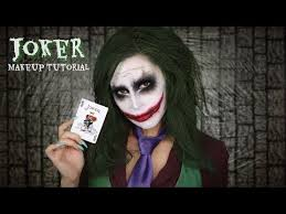 joker makeup tutorial l