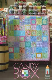Cherry House Quilts: Pattern Store & Candybox_pattern_cover 1 copy Adamdwight.com