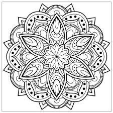 Disegni Da Colorare Mandala Gratis Timazighin Con Disegni Mandala