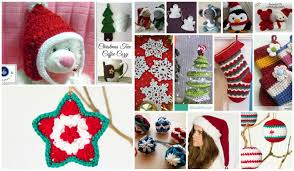 Crochet Decoration Patterns Crochet Christmas Ornaments 15 Most Loved Ornaments Holiday