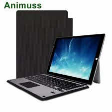 <b>Aluminium</b> Detachable Wireless <b>Keyboard Cover</b> For Surface Pro 3 ...