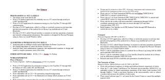 Rf Systems Engineer Sample Resume Magnificent Proofread Edit And Format Your Resume By Jhasty44