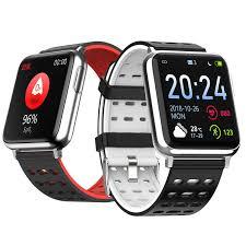 HD Screen <b>Smart Watch</b> Support <b>Waterproof Dustproof</b> Smart Band ...