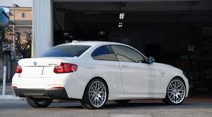 BMW Convertible bmw m235 test : BMW M235i with E46 M3 CSL Wheels Looks Pretty Kewl, Don't You ...