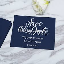 Save The Date For Wedding Us 33 99 15 Off Laser Cut Navy Blue Save The Date Laser Cut Wedding Save The Date Cards Wedding Invitation Cards In Cards Invitations From Home
