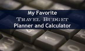 Trip Planner Calculator Travel Calculator Images