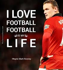 Football Quotes By Players Cool 48 Famous Quotes From Soccer Player Wayne Rooney Success Story