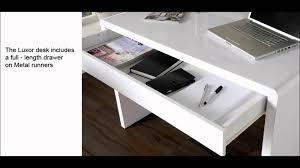 white computer desk. White Computer Desk 4