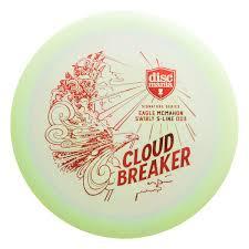 Dd Flight Chart Discmania Swirly S Line Dd3 Eagle Mcmahon Signature Series Cloud Breaker
