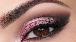 smokey eye makeup pink smokey eye makeup tutorial video dailymotion