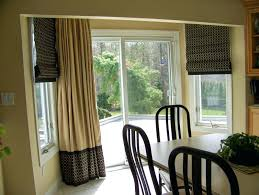 window covering options modern patio door window treatments window shades for patio doors