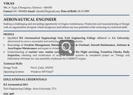 Fresher Mechanical Engineer Resume Format Resume Format For Diploma