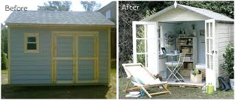 storage shed office. Shed Office Ideas Before This Storage Is Ready To Be After Garden . Elegant Backyard Dsellman.site
