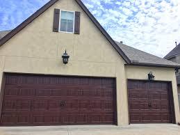 residential garage door installation owasso