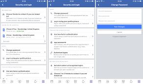 How To Change Your Facebook Password Tech Advisor