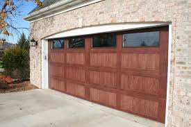 Plain Faux Wood Garage Doors D On Inspiration