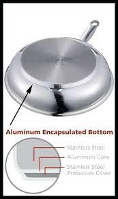 best frying pan for glass top stove spun disk aluminum bottom frying pan diagram cast iron