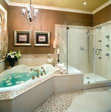corner 20 spa like bathrooms to clean your mind and spiritcorner shower curtain rod track style