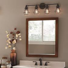 contempory lighting. Led Bath Lights Plug In Vanity With Around Mirror Bathroom Light Bulbs Contemporary Lighting Wall Chrome Contempory