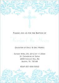 Baptism Invitations Templates Christening Invitation Template Free University Edu Info