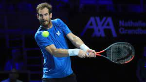 Andy Murray Marches Past Vasek Pospisil In Metz   ATP Tour