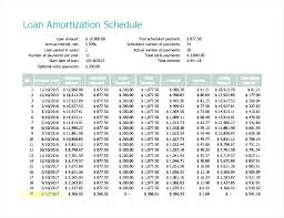 It Amortization Spreadsheet Template Excel Mortgage Calculator