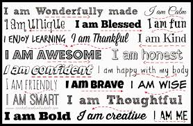 Affirmation Mirrors For Kids Encouraging Self Confidence Self