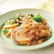 豚肉 ロース レシピ