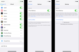 How To Backup Your Iphone 7