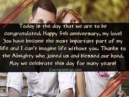 15 best happy 5 year anniversary es