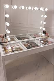 charming makeup table mirror lights. 17 DIY Vanity Mirror Ideas To Make Your Room More Beautiful Charming Makeup Table Lights M