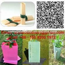 green triangle corflute tree guards china green triangle corflute tree guards