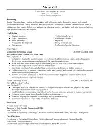 Nursing Leadership Resume Examples Example Of Resumes Intended For