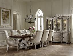 antique white wash dining set. orleans formal dining room set in antique white wash with sets 7