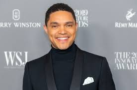 Trevor noah was born on born 20 february 1984 in johannesburg, south africa. Trevor Noah Working On Animated Feature Film Channel