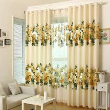design curtains for living room. country decor curtains of flower patterns for home usage design living room