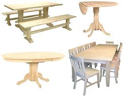 unfinished dining room tables unfinished dining bench unfinished dining bench unfinished furniture with regard to elegant