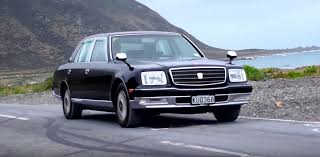 A V12 Toyota Century Is the Definition of True Luxury