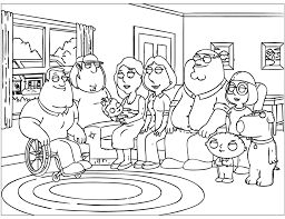 Small Picture Colouring Pages Of Family Coloring Coloring Pages
